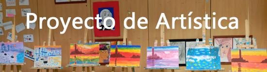 Proyecto de Artística en Primaria