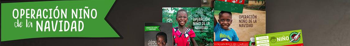 Operación Niño de la Navidad 2018 en El Porvenir