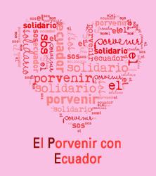 Solidarios con Ecuador