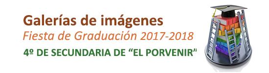 Fiesta de Graduación 2017-2018 de 4