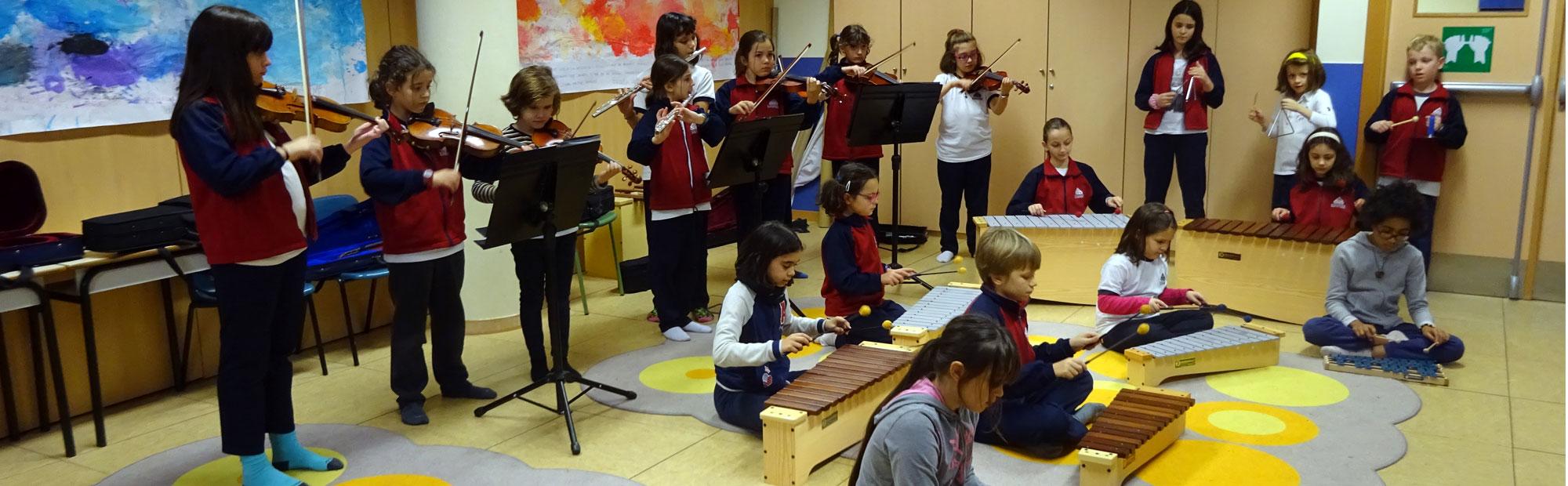 Nuestro Programa de Música