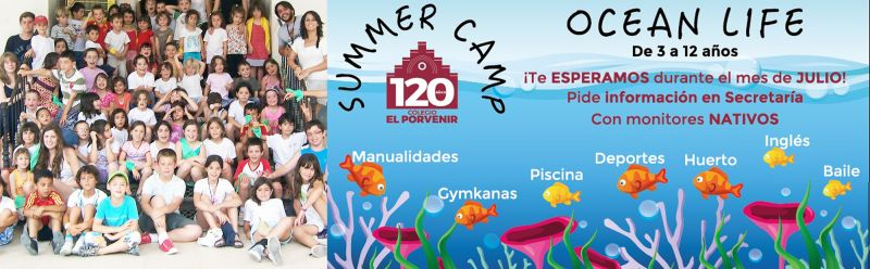 Summer Camp Schule El Porvenir 2017