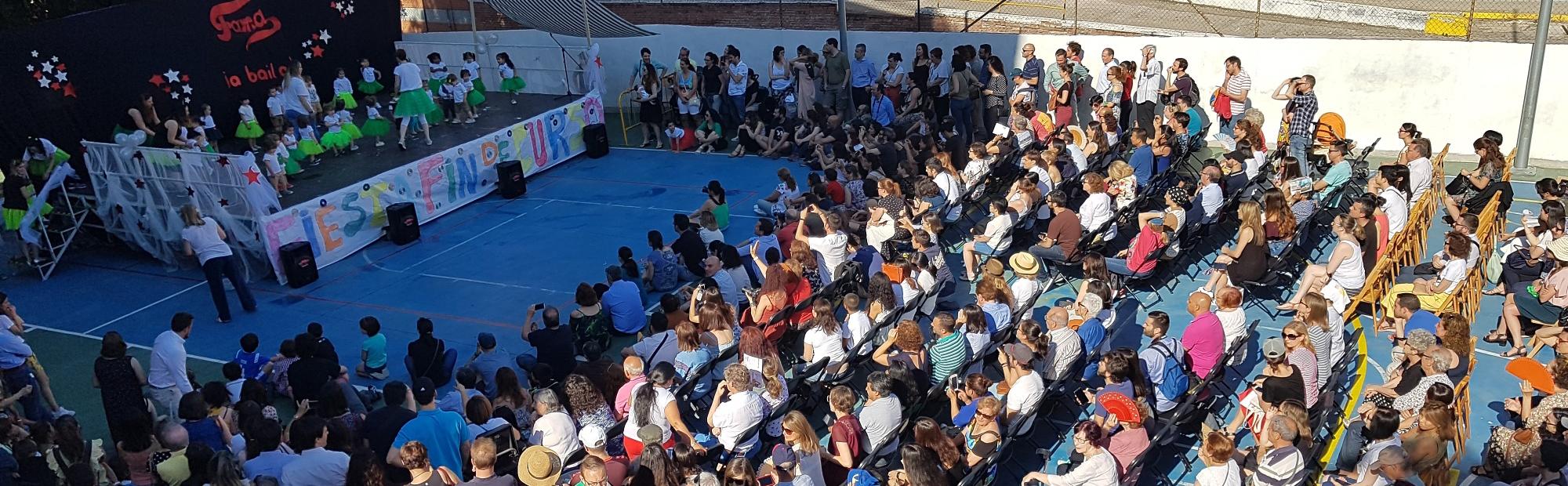 Fiesta de Fin de Curso 2018
