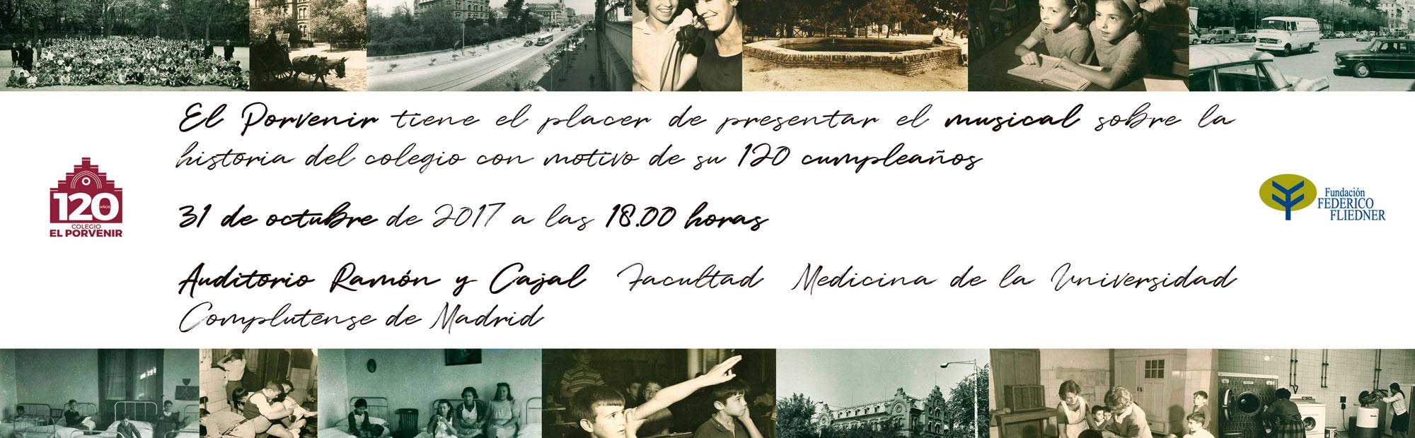 Concierto Musical 120 Aniversario