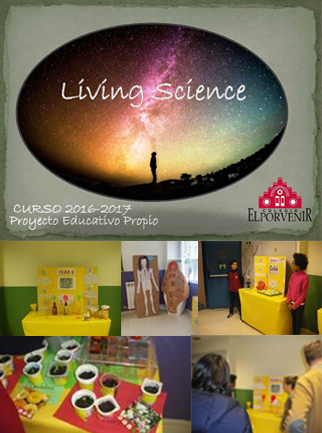 Educación Primaria Living Science Project
