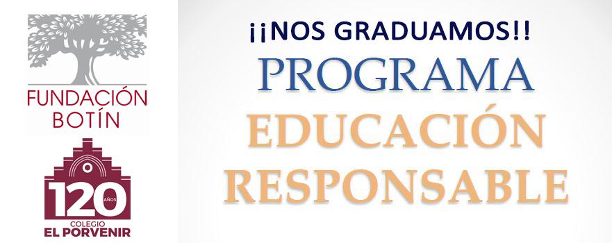 Programa Educación Responsable en El Porvenir