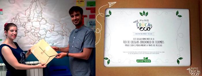 Diploma EducarEnEco ECOEMBES