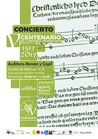 Concierto Conmemorativo de la Reforma