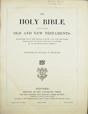 SOCIEDAD BÍBLICA DE ESPAÑA: 006