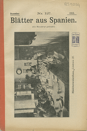 ARCHIVO FLIEDNER: BS9074