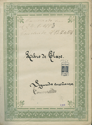 ARCHIVO FLIEDNER: 1861