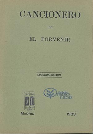 ARCHIVO FLIEDNER: A9532