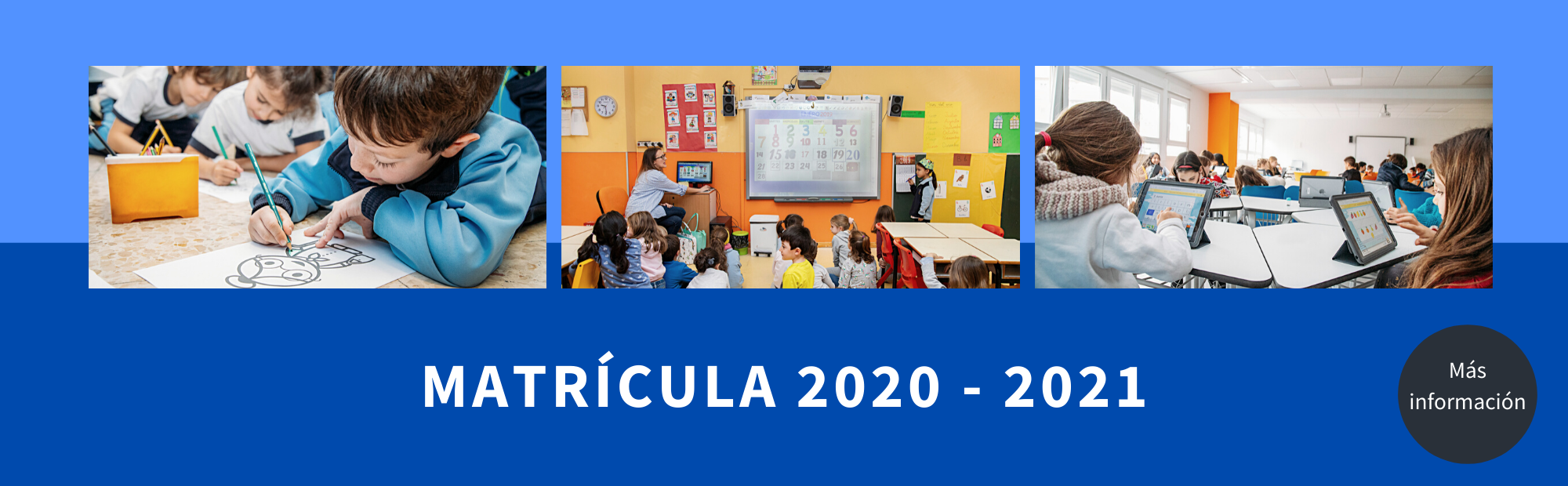 Matrícula 2020-2021