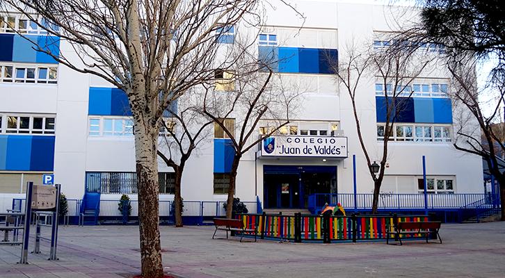 Bienvenidos a vuestro colegio