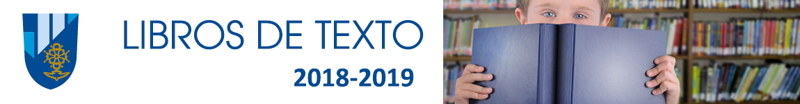Libros de Texto 2018-2019 en Juan de Valdés
