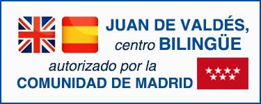 El Colegio Juan de Valdés es centro oficial bilingüe