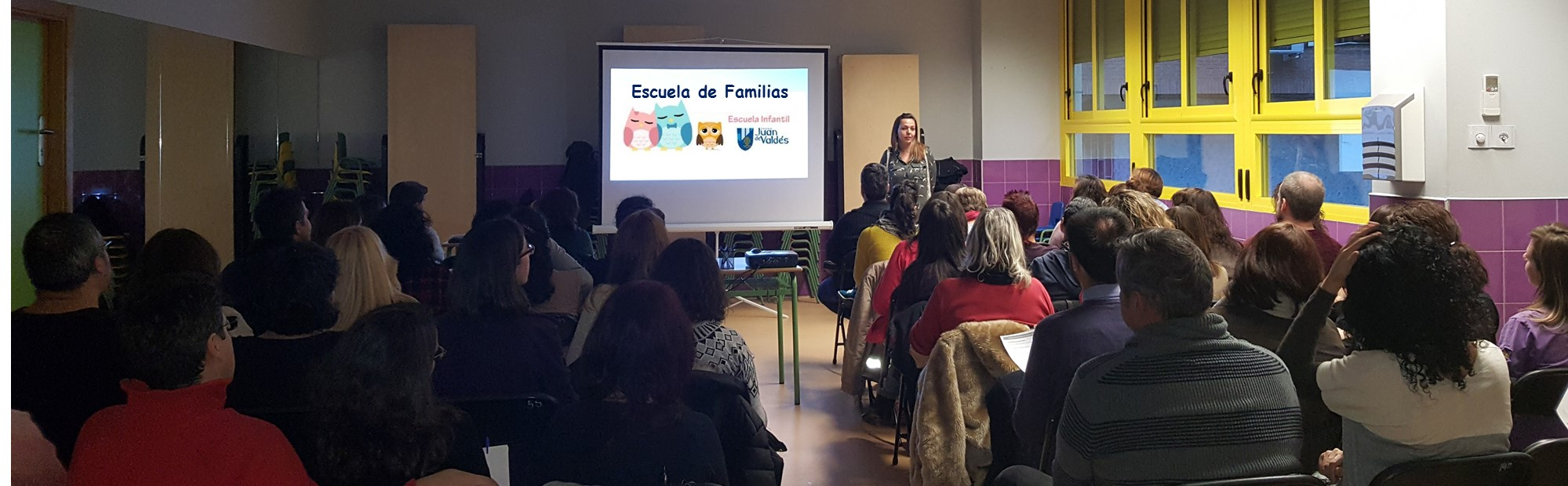 Foto Escuela Familias
