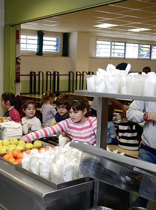 Servicio de Comedor Escolar