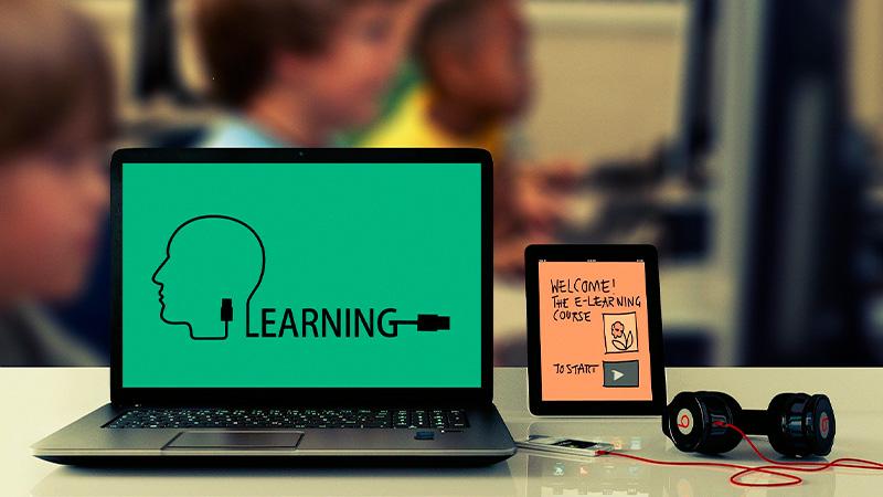 Imagen informática y tablets