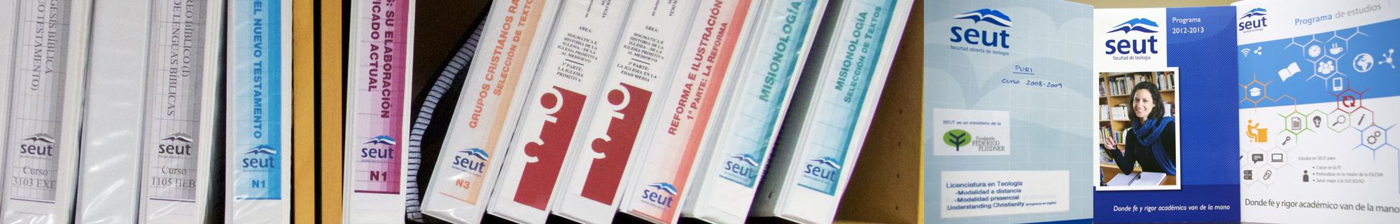 Programas de la Facultad de Teología Seut