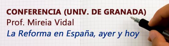 Conferencia profesora SEUT Mireia Vidal
