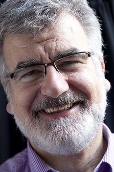 Pedro Zamora, decano de la Facultad de Teología SEUT