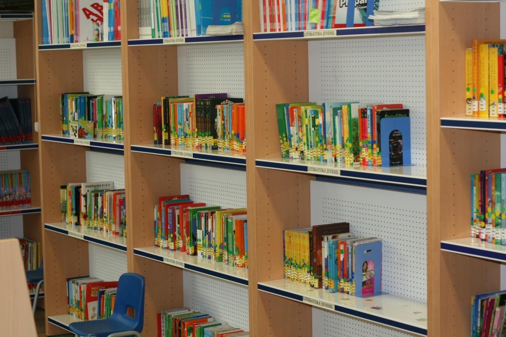 La Biblioteca Escolar De Primaria