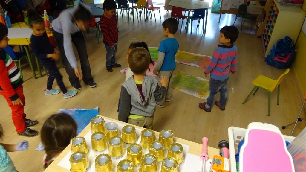Proyecto de m sica en educaci n infantil for Proyecto comedor infantil