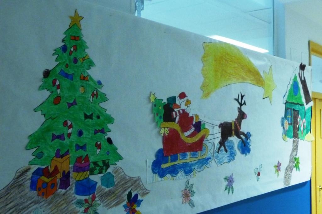 Decorados Navidad Escuela