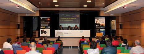 """Presentación de """"La fe a examen"""" en Bilbao"""