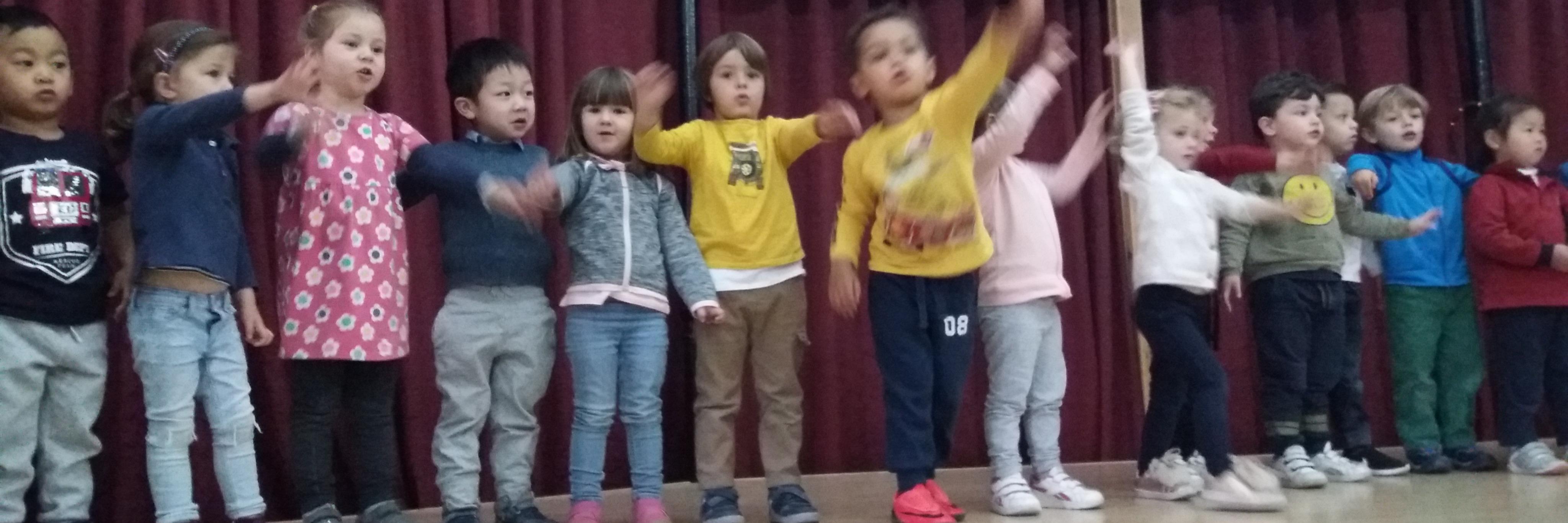 """""""El Coro de las Emociones"""" en Educación Infantil con """"L' Estro Armonico"""""""