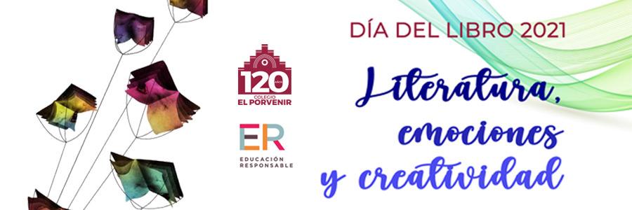 DÍA DEL LIBRO 2021: literatura, emociones y creatividad