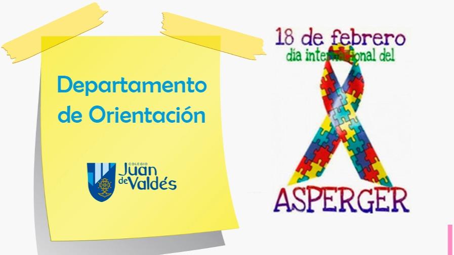 18 de febrero: Día Internacional del Asperger