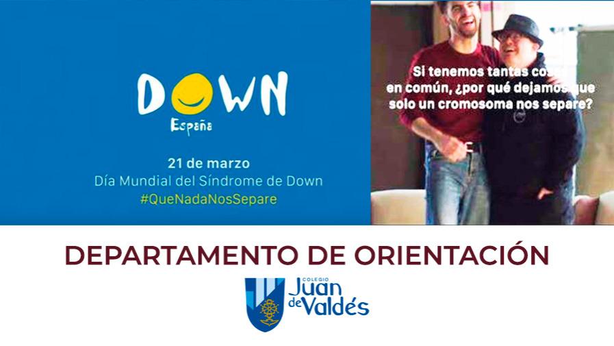22 de marzo: Día Mundial del Síndrome de Down