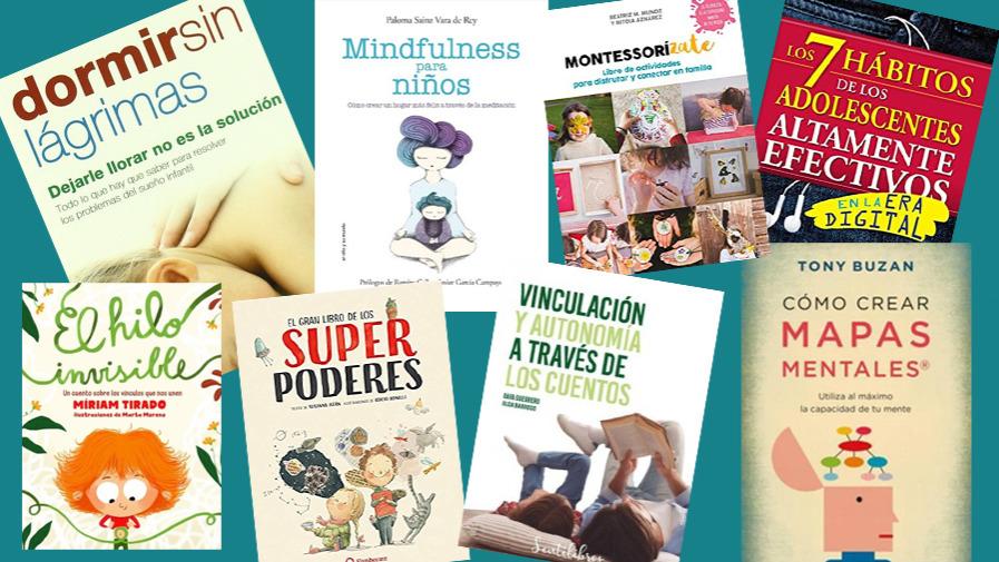 DÍA DEL LIBRO: recomendaciones lectoras a nuestras familias