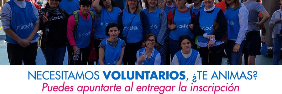 II Carrera Popular El Porvenir 2019: voluntarios para el evento