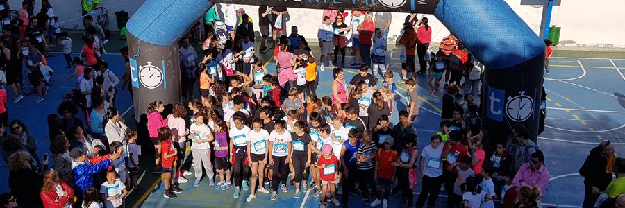 IMPORTANTE: adelantamos media hora la II Carrera Popular El Porvenir 2019 del próximo domingo (12 de mayo)