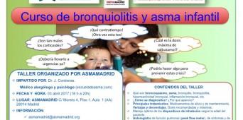 Curso de bronquiolitis y asma