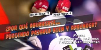 Jornada ENJOYFOOTBALL - 17 de Abril