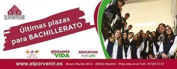 Últimas plazas de Bachillerato 2017-2018