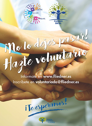 Cartel del voluntariado