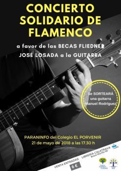 Concierto Solidario de Flamenco