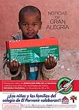 Operación Niño de la Navidad 2017: ¡¡450 cajas!!