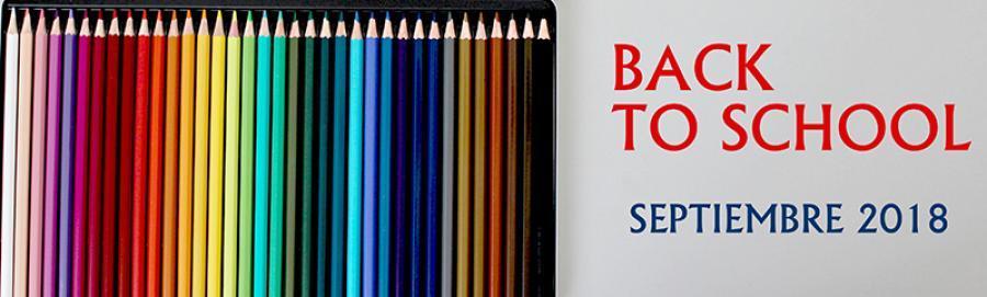 Fechas de inicio de curso: 1º y 2º ciclo de Ed. Infantil, Primaria, Secundaria y Bachillerato