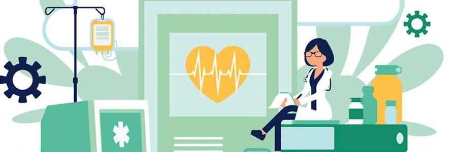 Gabinete Sanitario: os presentamos a Cristina, nuestra enfermera