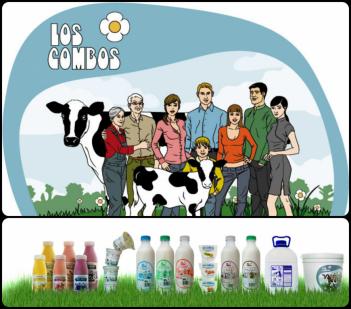 """La granja """"Los Combos"""""""