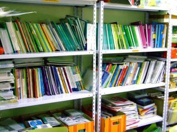 AMPA: servicio de préstamo y donación de libros de texto
