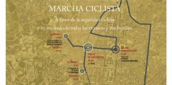 Convocatoria a la primera bicicletada: domingo 17 de diciembre