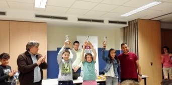 I Encuentro de Ajedrez Colegio El Porvenir: ¡¡todos ganamos!!