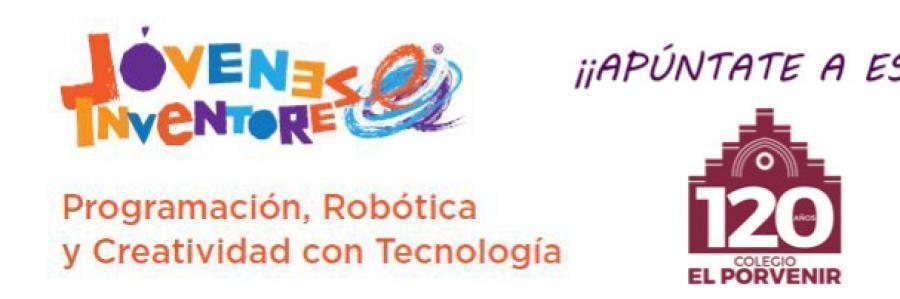 Jóvenes Inventores: Actividad extraescolar de Programación y Robótica, ¡infórmate!